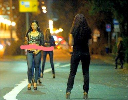 عکس زنان روسپی تهران